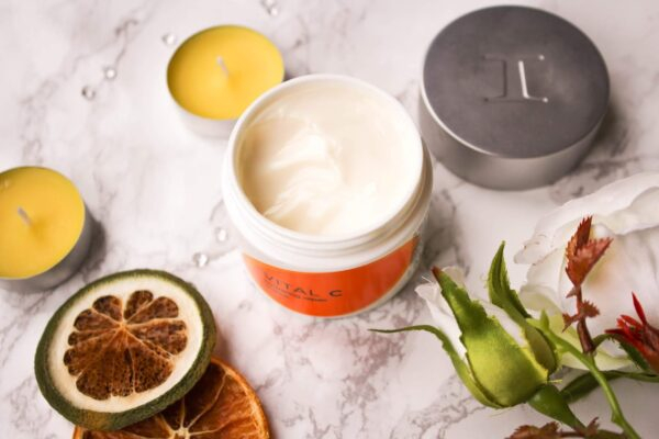Kem giảm kích ứng, làm dịu da Image Skincare Vital C Hydrating Repair Crème