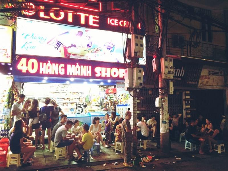 Kem Hàn Quốc - Shop 24h Hàng Mành