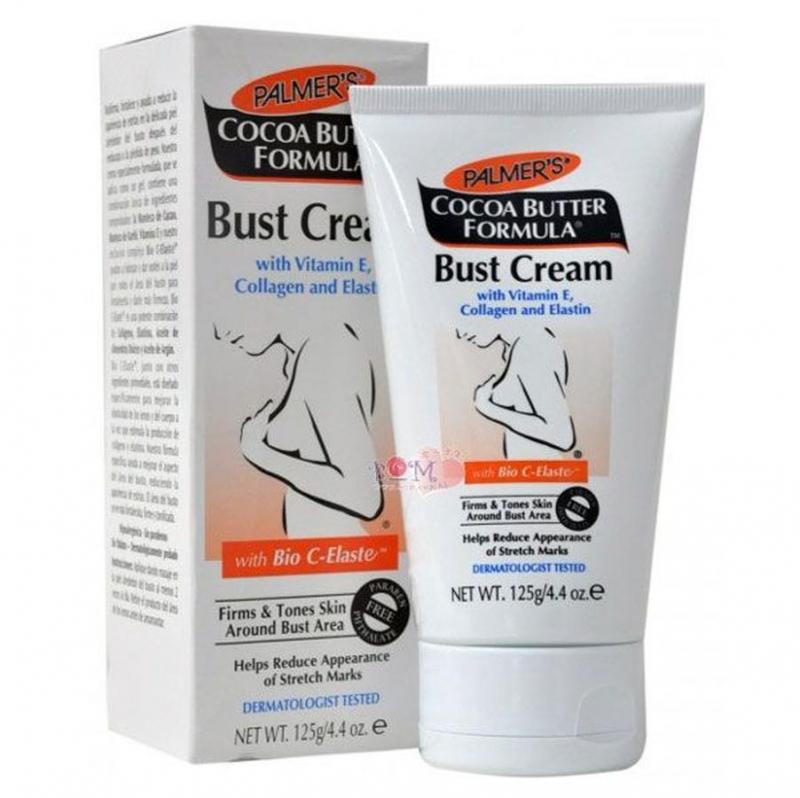 Kem massage săn chắc ngực Bust Cream Palmer's 125g