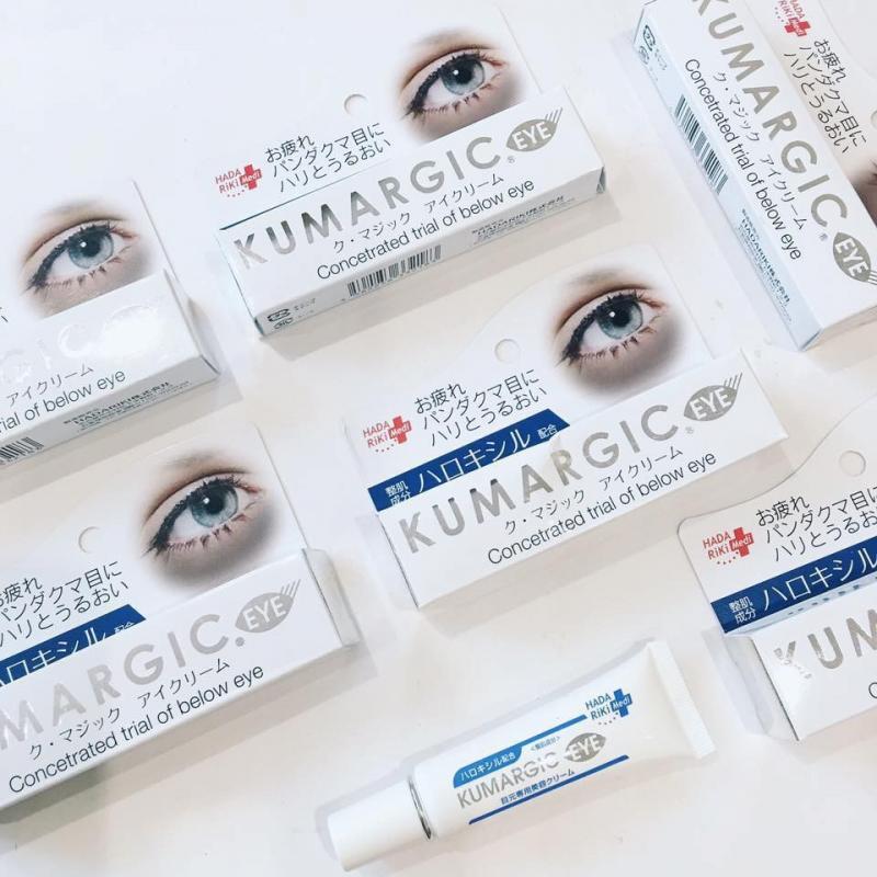 Top 14 loại kem trị thâm mắt, giảm nếp nhăn bạn nên sử dụng