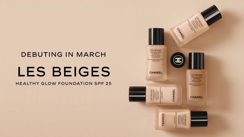 Kem Nền Chanel Les Beiges Healthy Glow Foundation