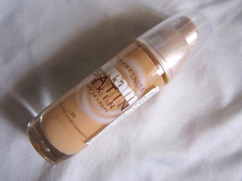 Dream Satin Skin Air Whipped Liquid Foundation