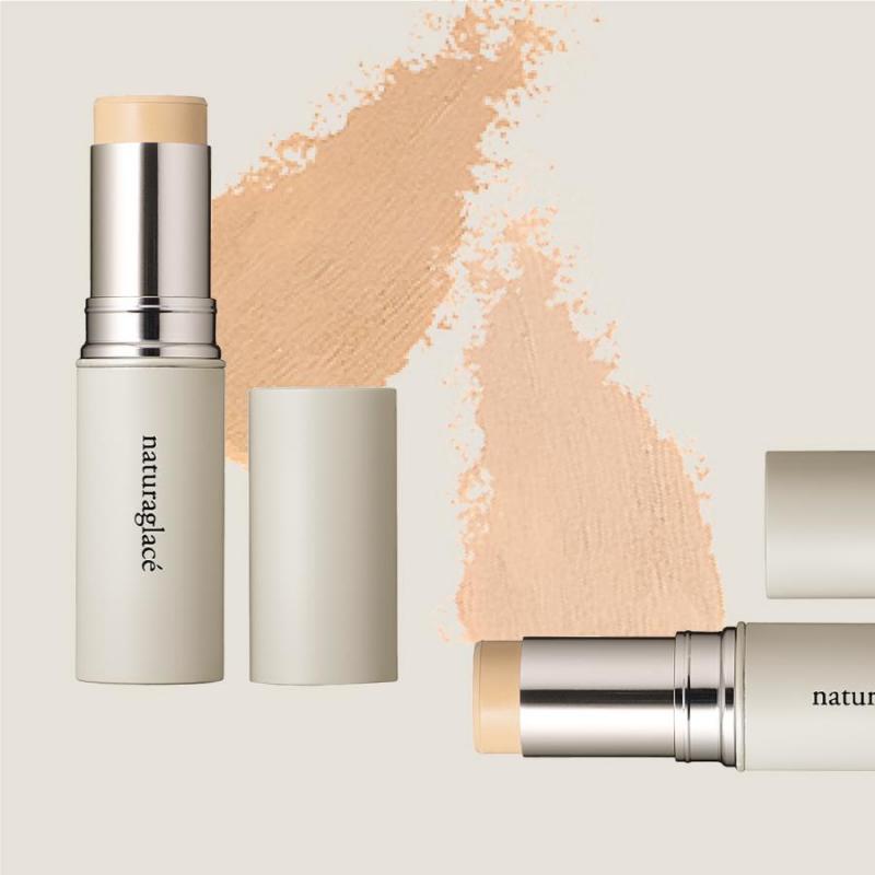Kem nền hữu cơ dạng thỏi chống nắng Naturaglacé Cream Bar Foundation