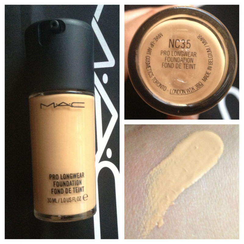 Kem nền MAC Pro Long Wear Foundation