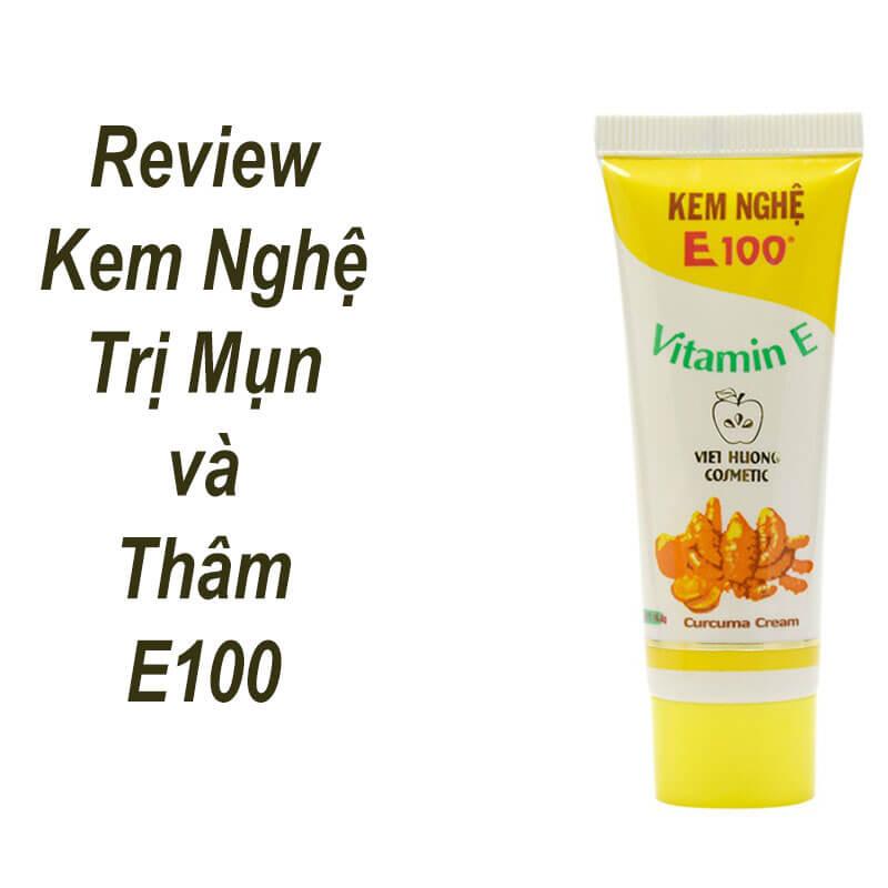 Kem nghệ Vitamin E100