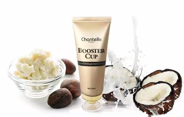 Chantelle Booster Cup của Úc được chiết xuất từ các thành phần thiên nhiên như nhau thai cừu, cùng các thảo dược khác, mang đến công dụng làm đẹp hiệu quả, an toàn.