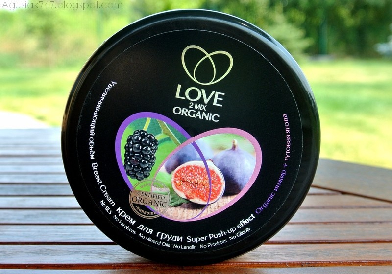 Kem nở ngực Love 2 Mix organic: