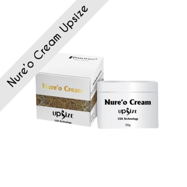 Nure'o Cream Upsize giúp nâng ngực chỉnh ngực tự nhiên và an toàn, tăng kích thước núi đôi nhanh chóng, hiệu quả