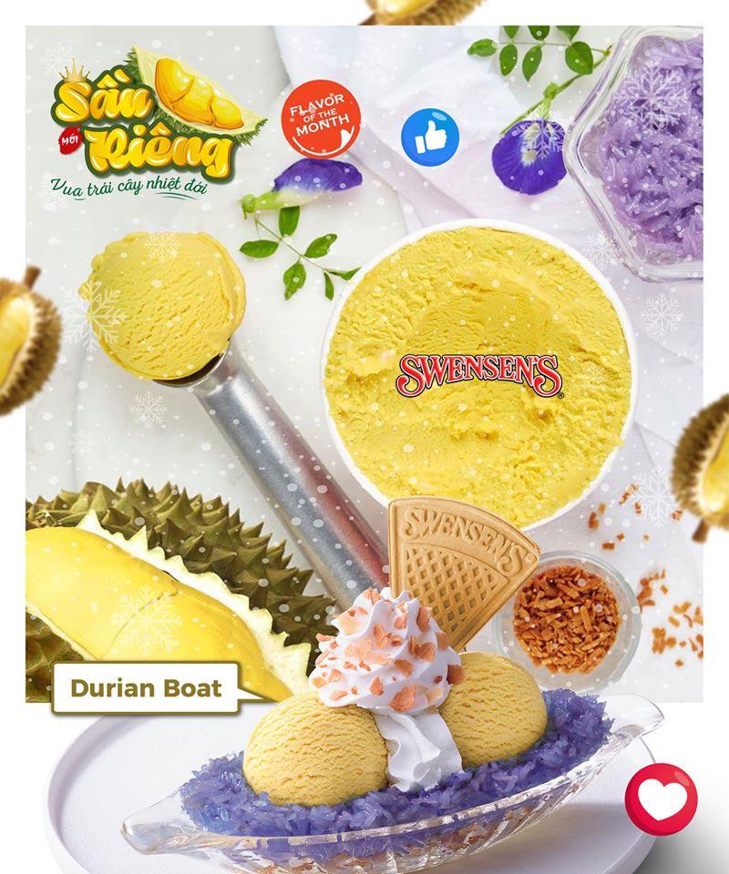 Đây là một thương hiệu kem cao cấp với chát lượng dịch vụ tuyệt vời