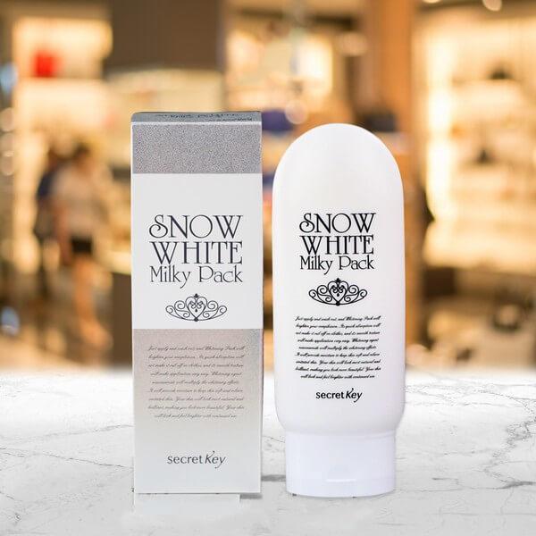 Kem tắm trắng Snow White