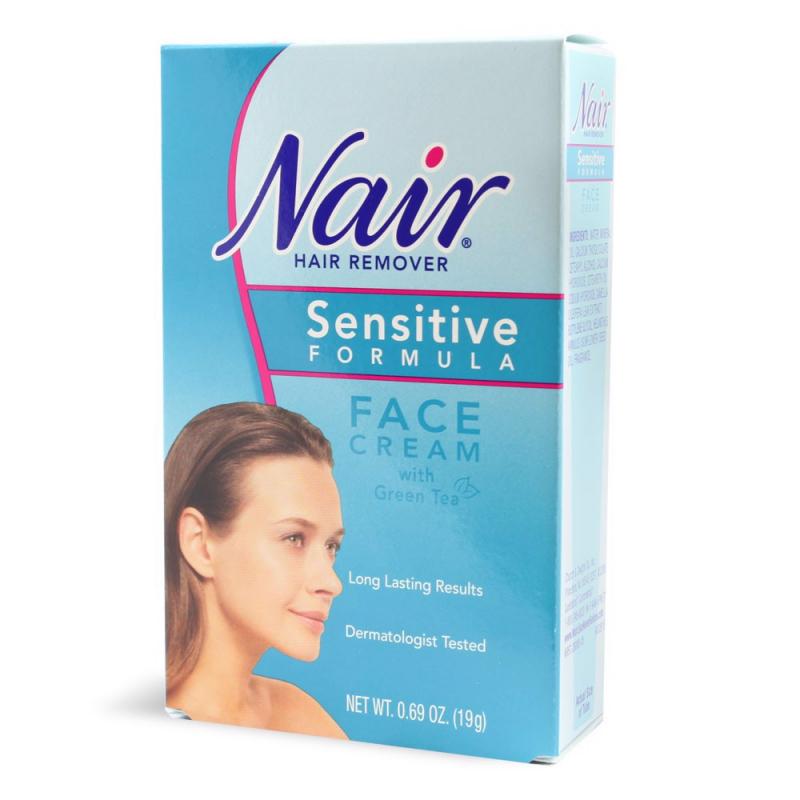Kem tẩy lông NAIR cho vùng Mặt