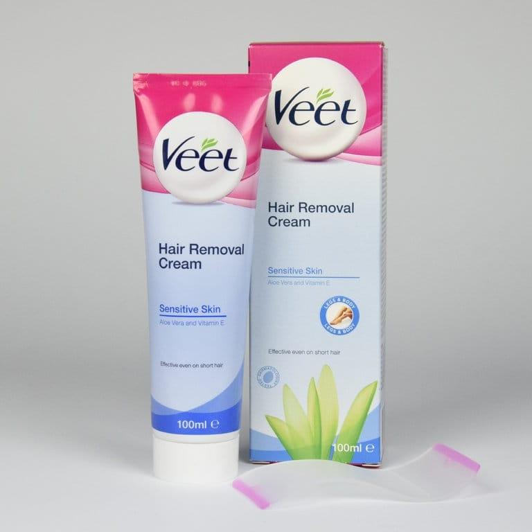 Kem tẩy lông Veet đến từ Anh