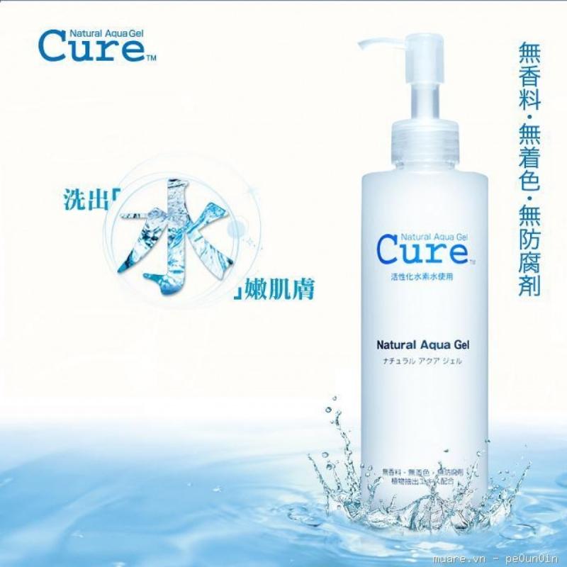 Cure - sản phẩm an toàn, thích hợp cho mọi loại da