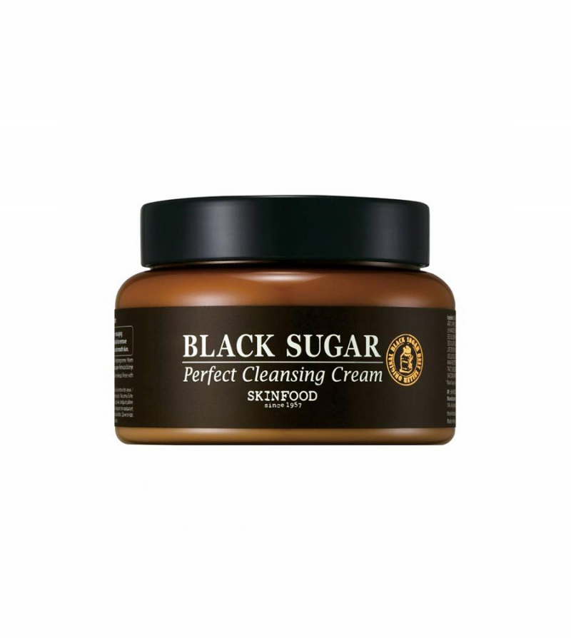 Kem tẩy trang Skinfood Black Sugar Perfect Cleansing Cream