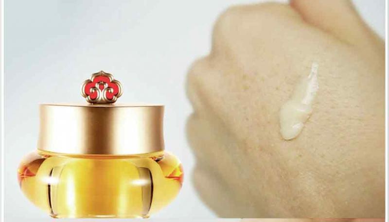 Kem Tẩy Trang Dưỡng Ẩm Da The History of Whoo Qi & Jin Cream Cleanser