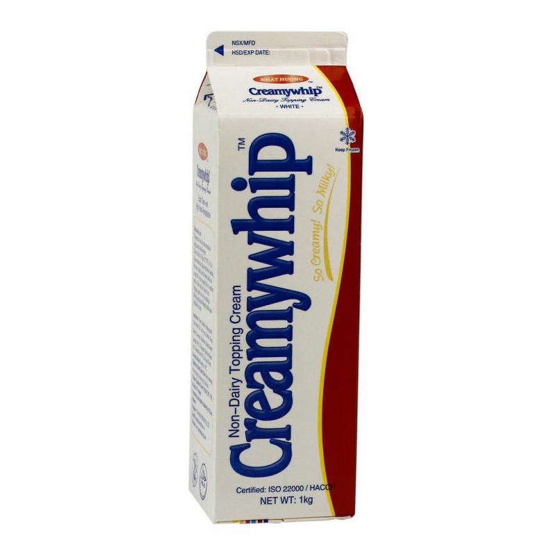 Kem topping Creamywhip