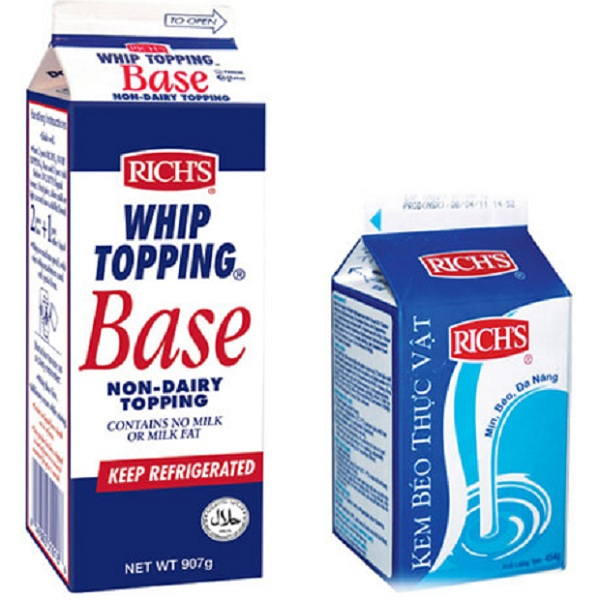 Whip Topping Base