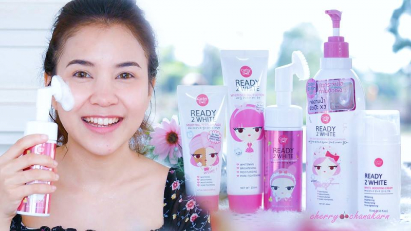 Kem trắng da Cathy Doll Ready 2 White Boosting Cream