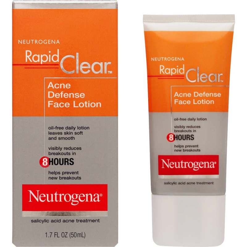 Kem trị mụn Neutrogena Rapid Clear Acne Lotion