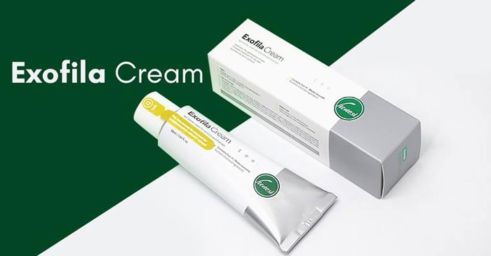 Kem trị mụn và lành sẹo Honesi Exofila Cream