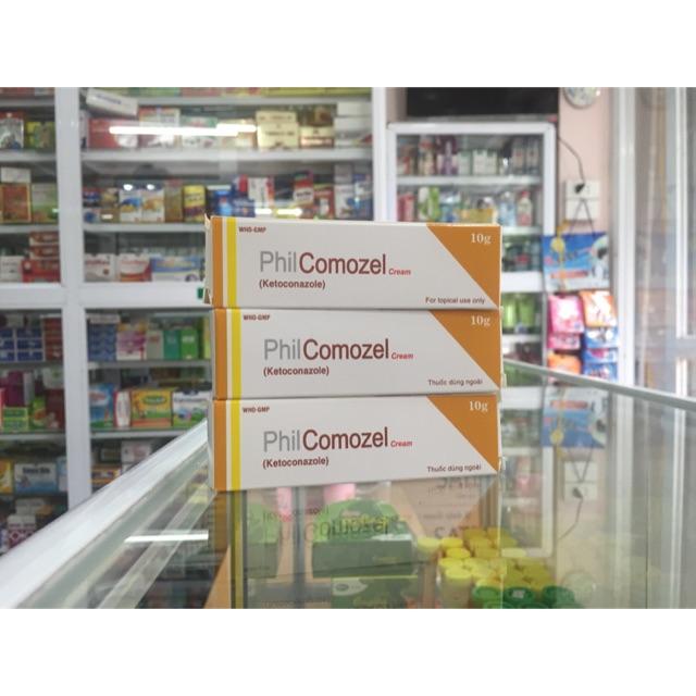 Kem Philcomozel Cream