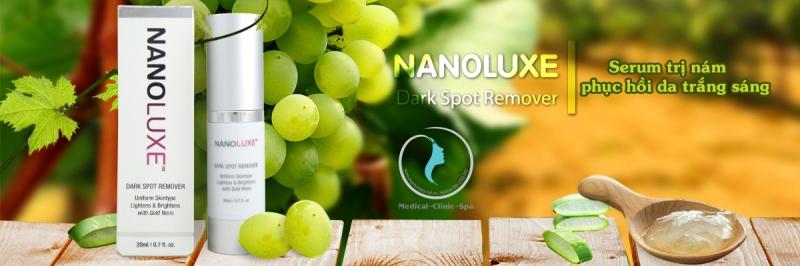 Kem trị nám NanoLuxe Dark Spot Remover