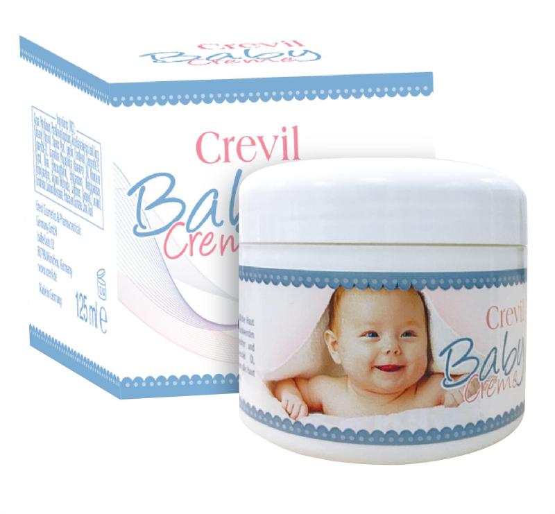 Kem CREVIL rất dễ sử dụng, dễ dàng thẩm thấu.