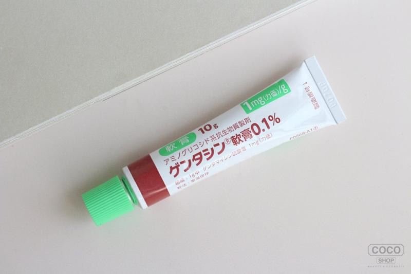 Kem trị sẹo Gentacin Nhật - cứu tinh của mọi loại sẹo