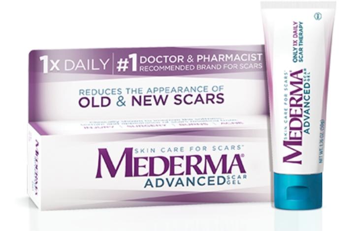 Kem trị sẹo Mederma Advanced Scar