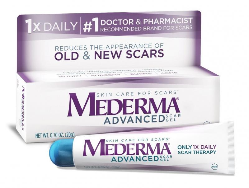 Kem trị sẹo Mederma Advanced Scar Gel 20g