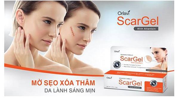 Kem trị sẹo Orlavi Scar Gel