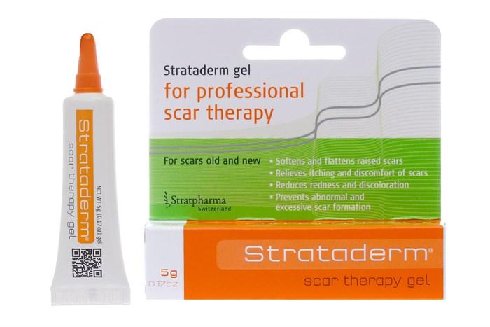 Kem trị sẹo Strataderm
