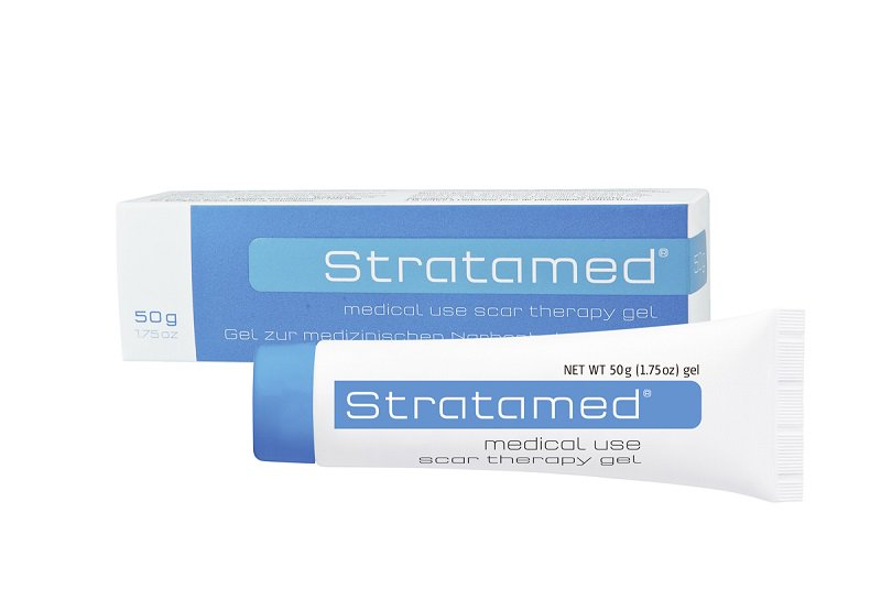 Kem trị sẹo Stratamed
