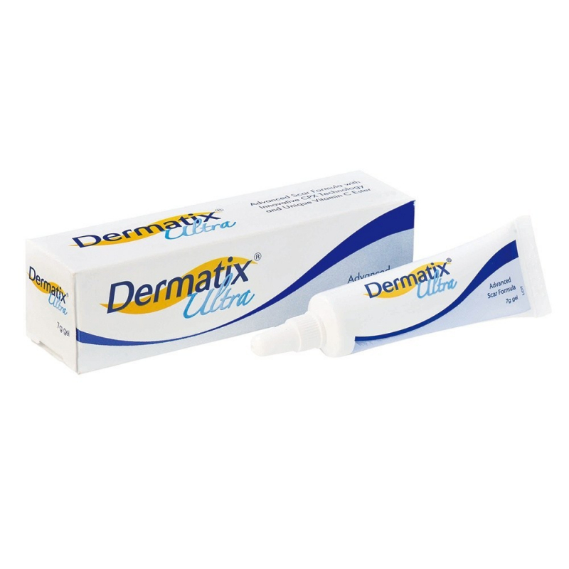 Kem trị sẹo, thâm Dermatix Ultra Advanced Scar Formula Gel