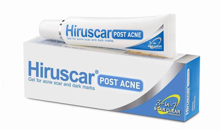 Kem trị sẹo thâm Hiruscar