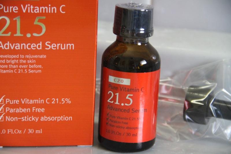 Kem trị thâm môi Serum 21.5