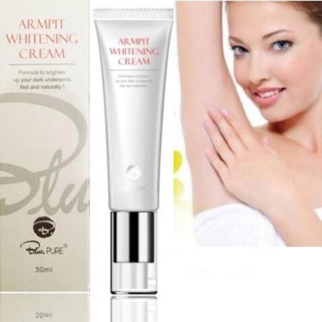 Với công thức đặc biệt được thiết kế riêng cho vùng da dưới cánh tay Armpit Whitening Cream sẽ nhanh chóng làm mờ đi vết thâm bằng cách tẩy bỏ các tế bào chết và ngăn không cho sự hình thành của sắc tốt đen