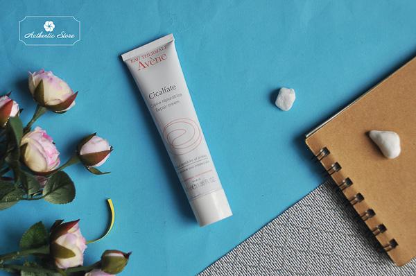 Kem trị thâm, trị sẹo, tái tạo da Avene Cicalfate Repair Cream 40ml - Bill Pháp