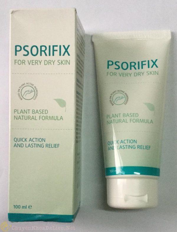 Kem trị vẩy nến Psorifix