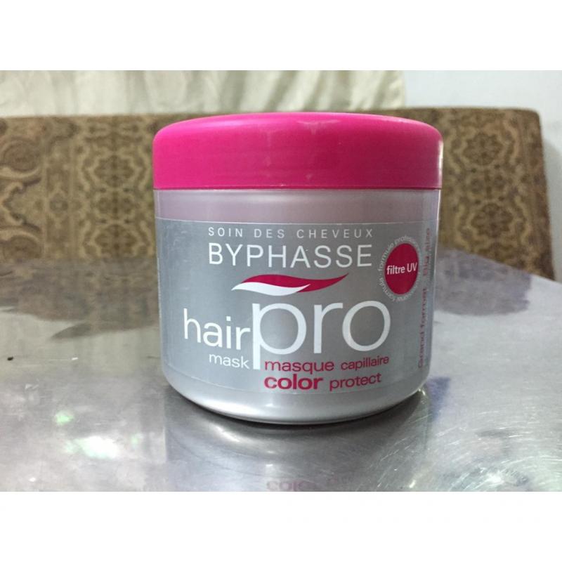 Kem ủ dành cho tóc nhuộm Byphasse Hair Pro Mask Color Protect
