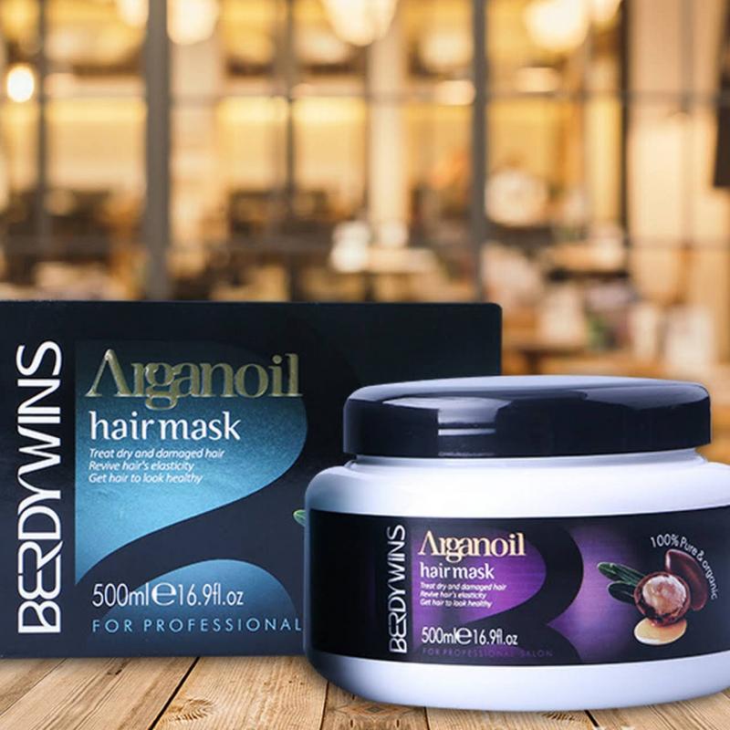 Kem ủ tóc Arganoil Hair Mask Berdywins