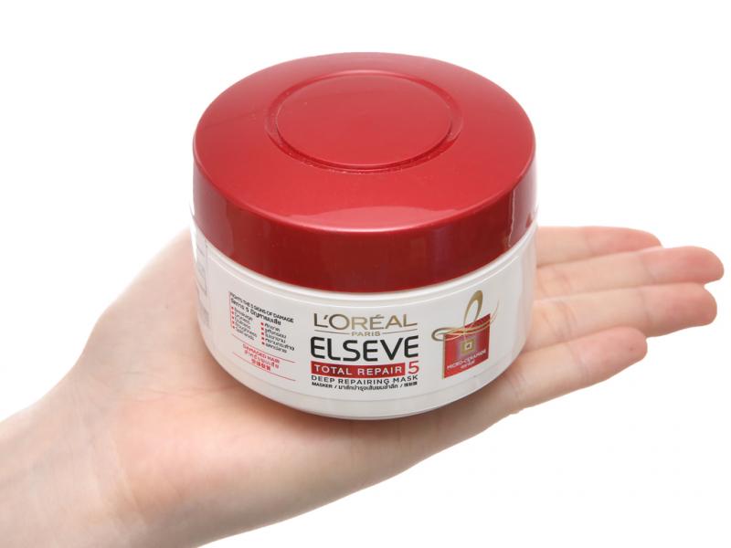 Kem ủ tóc L'Oreal Elseve Total Repair 5
