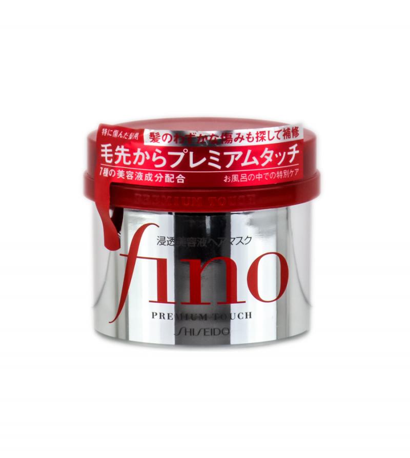 Kem ủ và hấp tóc Fino Premium Touch Shiseido
