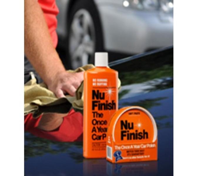 Kem xóa vết xước sơn xe Nu Finish NFS-05