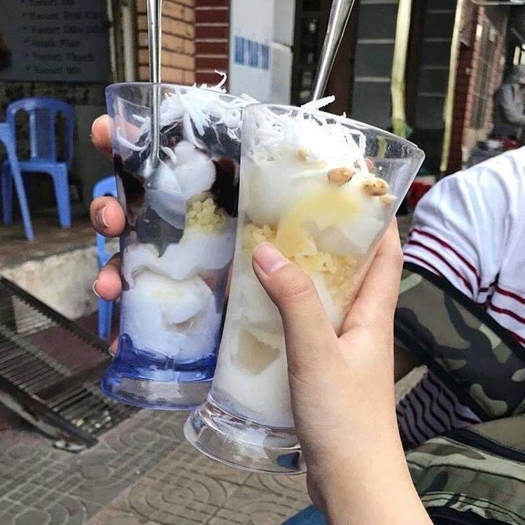 Kem xôi Thanh Hằng