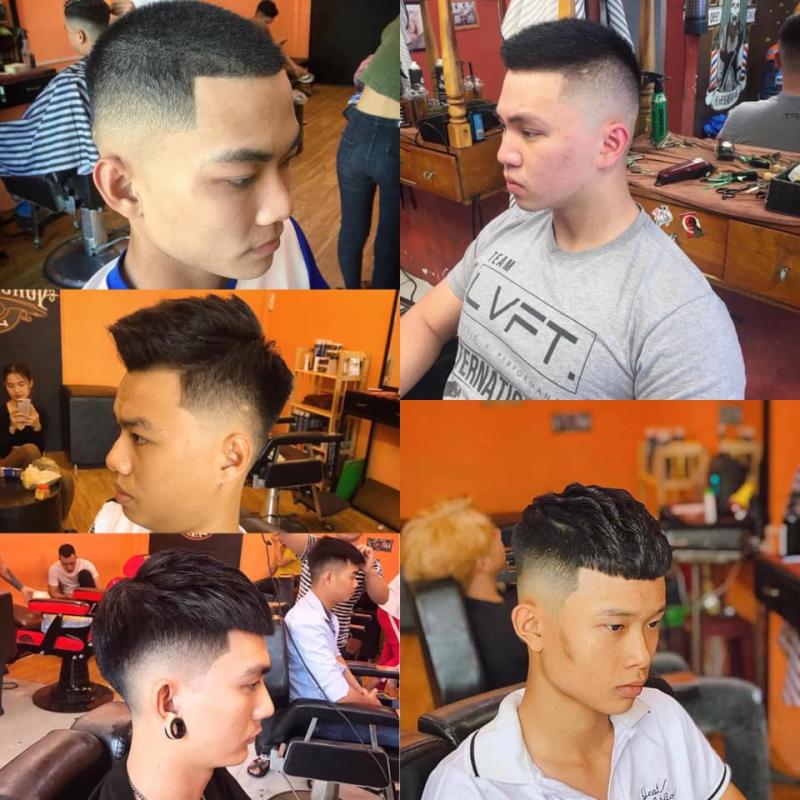 KEN Barber Shop Cam Ranh