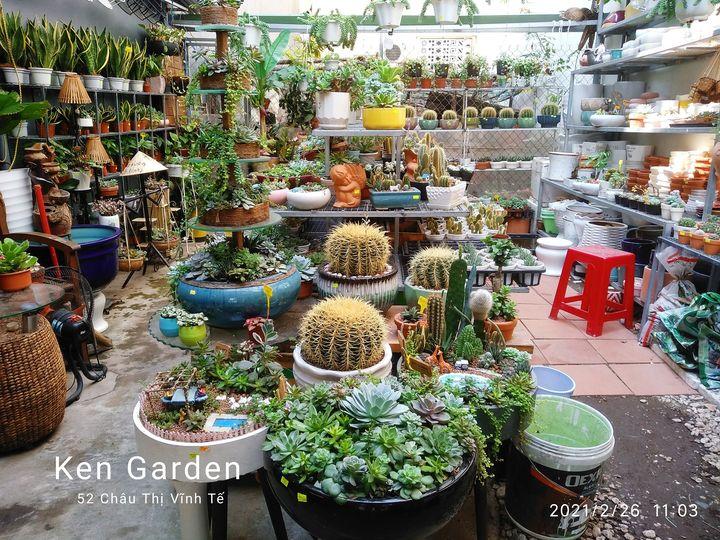 Ken Garden