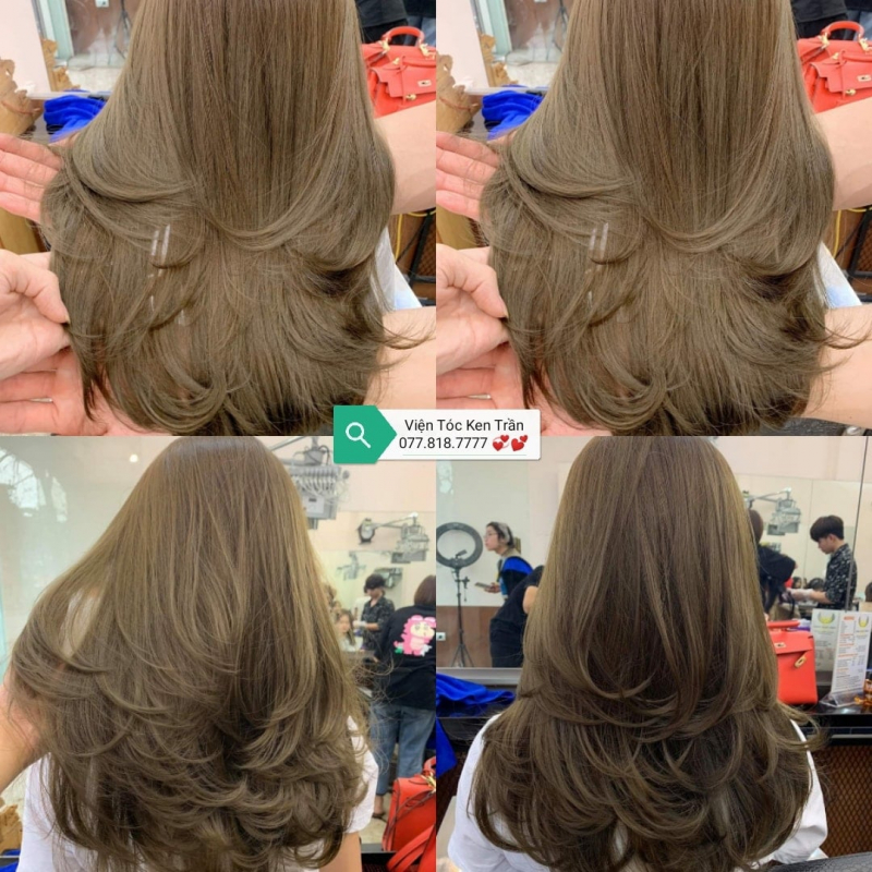Ken Trần Hair Salon & Academy