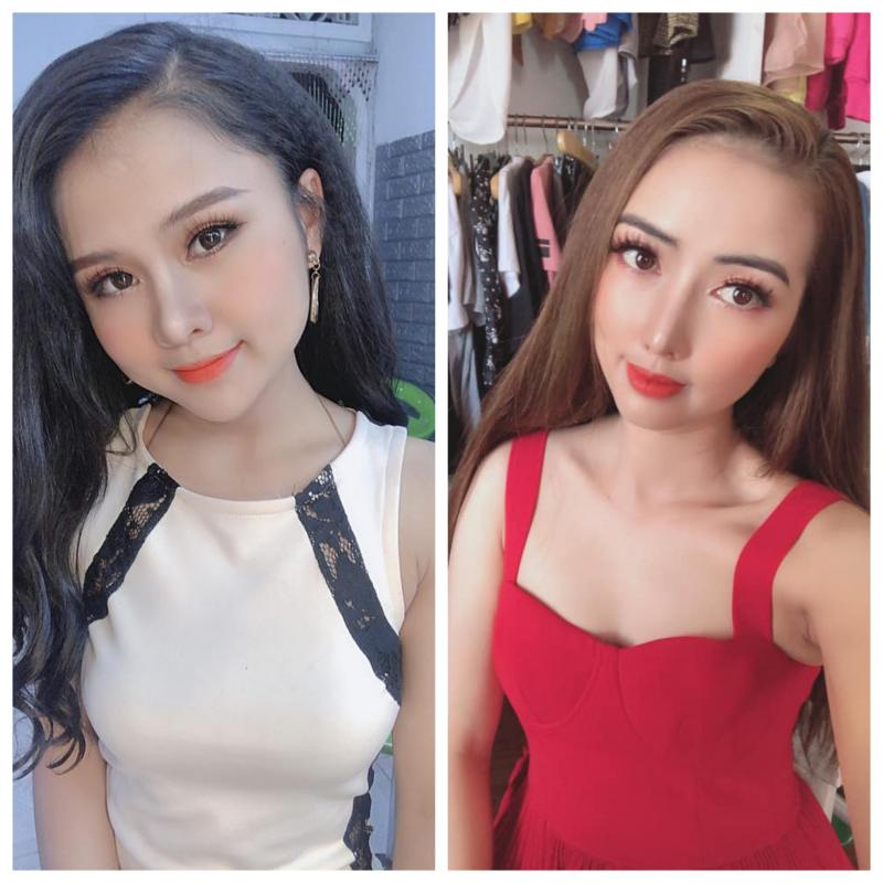 Ken Zj makeup