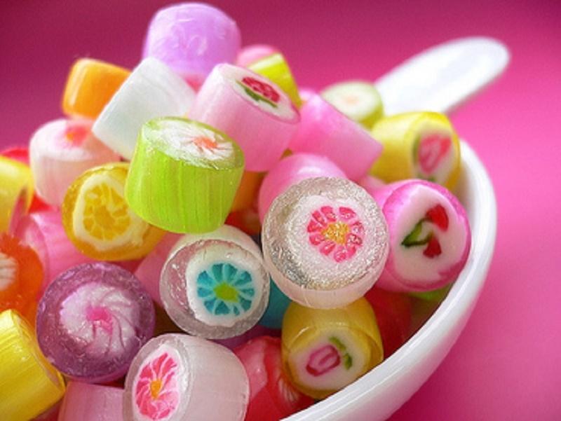 Ăn nhiều kẹo cũng không tốt cho sức khỏe